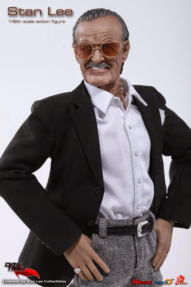 Stan Lee Action Figure