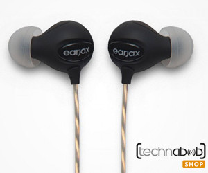 Deal: Earjax Noise-Isolating Earbuds