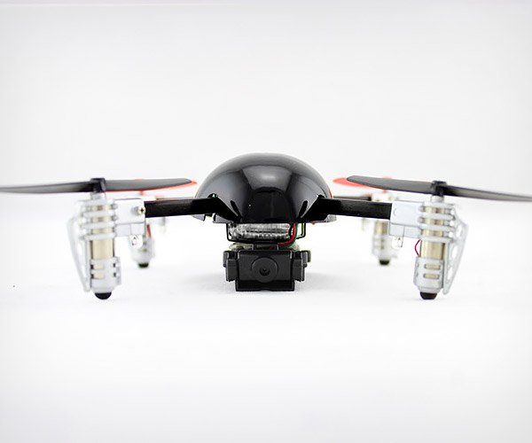 Last Chance: Extreme Micro-Drone