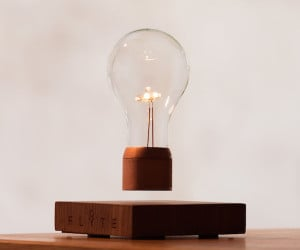 Flyte Floating Light Bulb