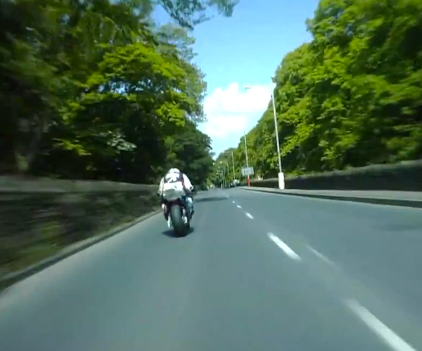Guy Martin Isle of Man TT POV