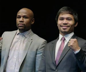 Mayweather/Pacquiao: At Last
