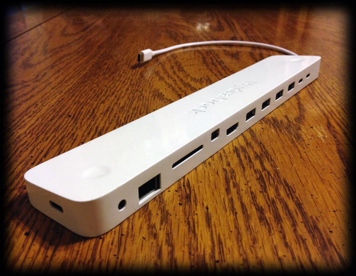 HydraDock for Apple MacBook