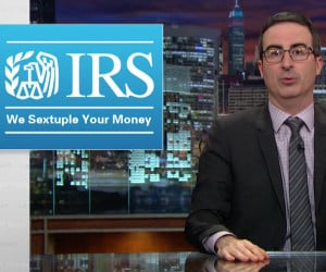 LWT: The IRS
