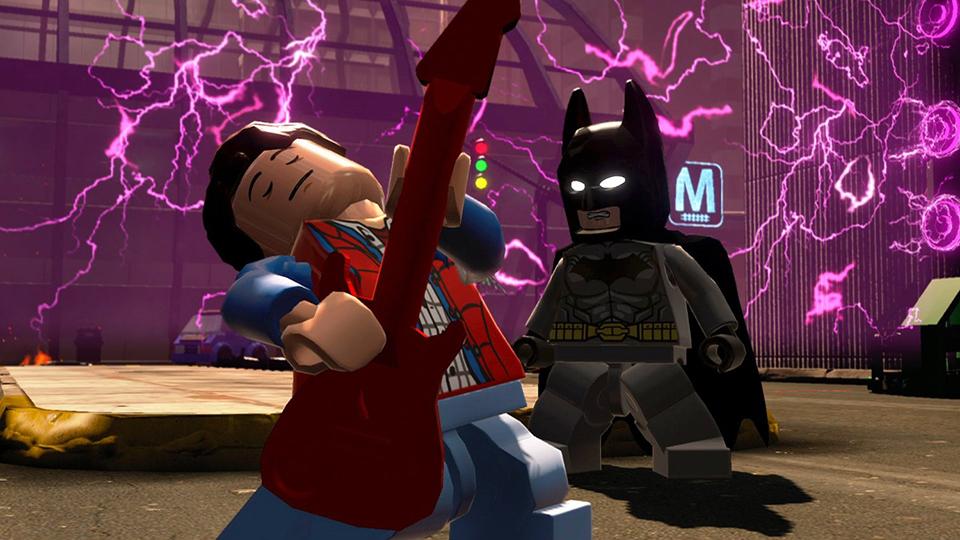 LEGO Dimensions (Trailer)