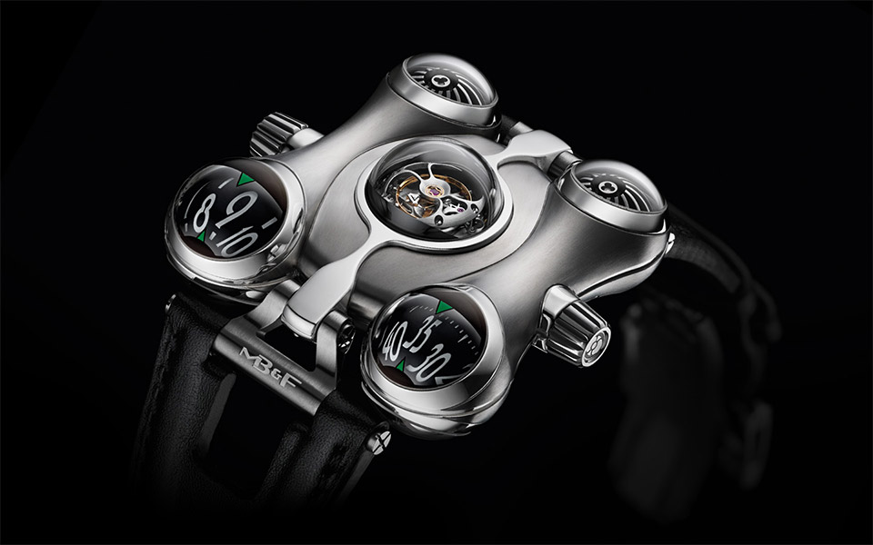 HM6 Space Pirate Watch