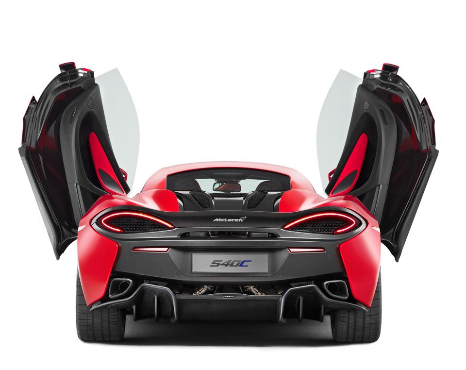 McLaren 540C Coupe