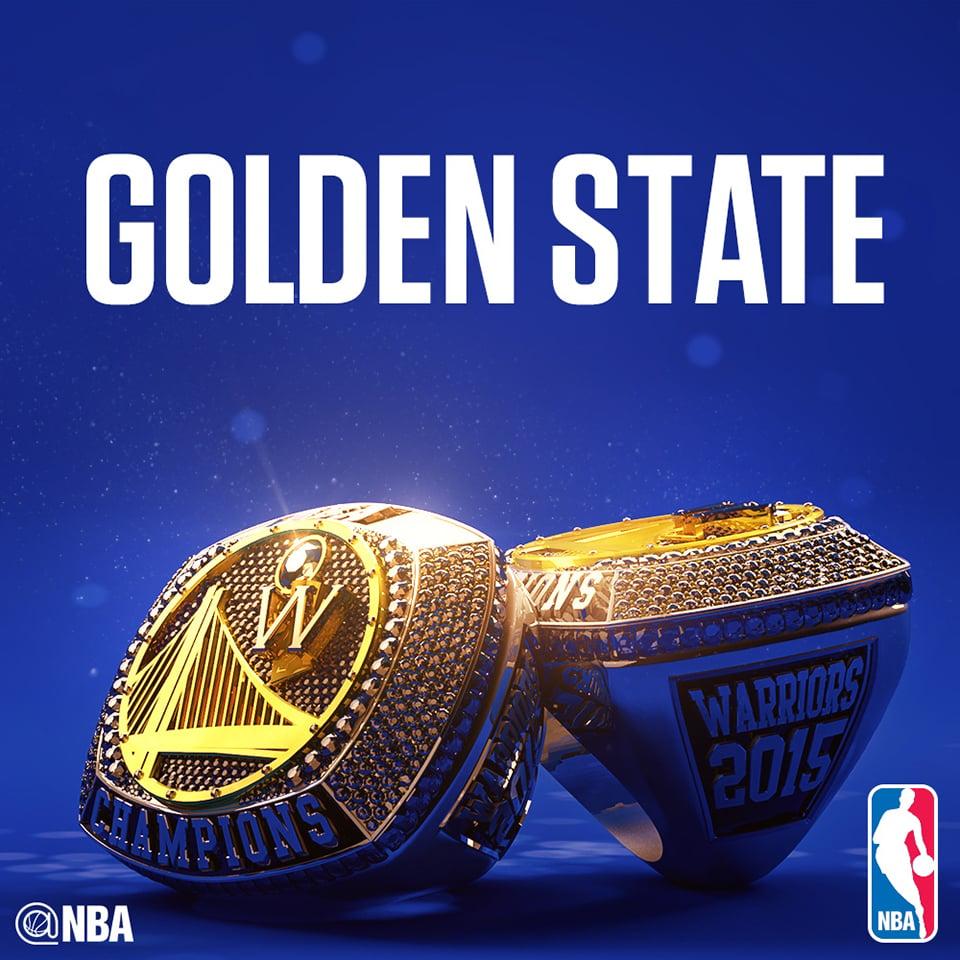 NBA 2014-15 Ring Concepts