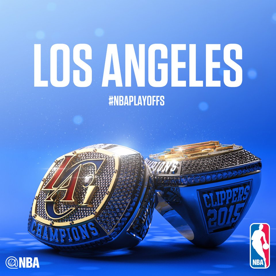 NBA 2014-15 Ring Concepts