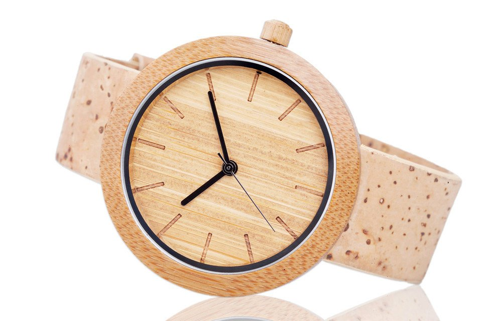 Panda Bamboo Watch