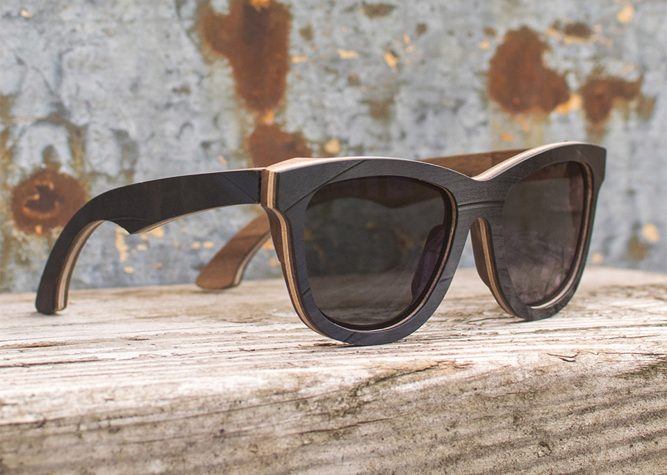 Parkman Vinyl Record Sunglasses