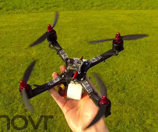 Quadcopter Tricks