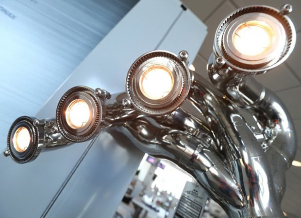 Red Bull F1 Exhaust Lamp