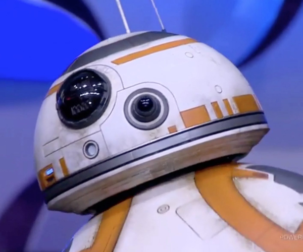Star Wars: The Force Awakens: BB-8