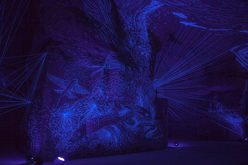 Stellar Cave Drawings