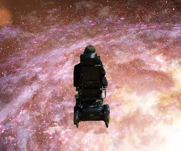 Stephen Hawking x Monty Python