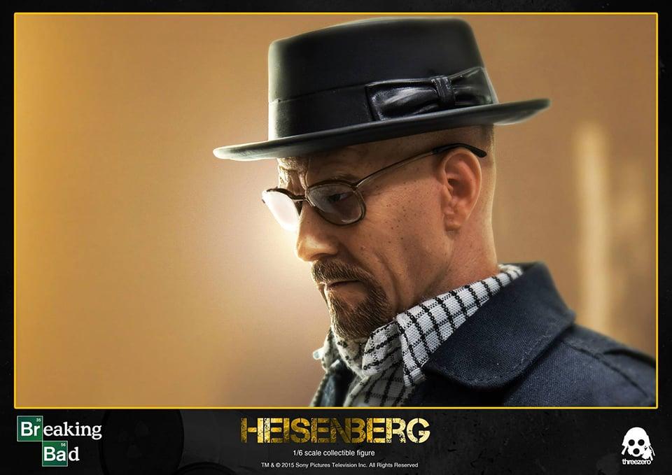 Threezero Heisenberg Action Figure