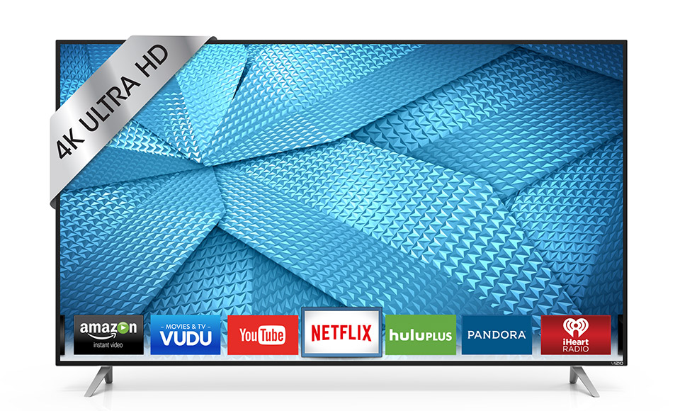 Vizio 2015 M-Series UHD Displays