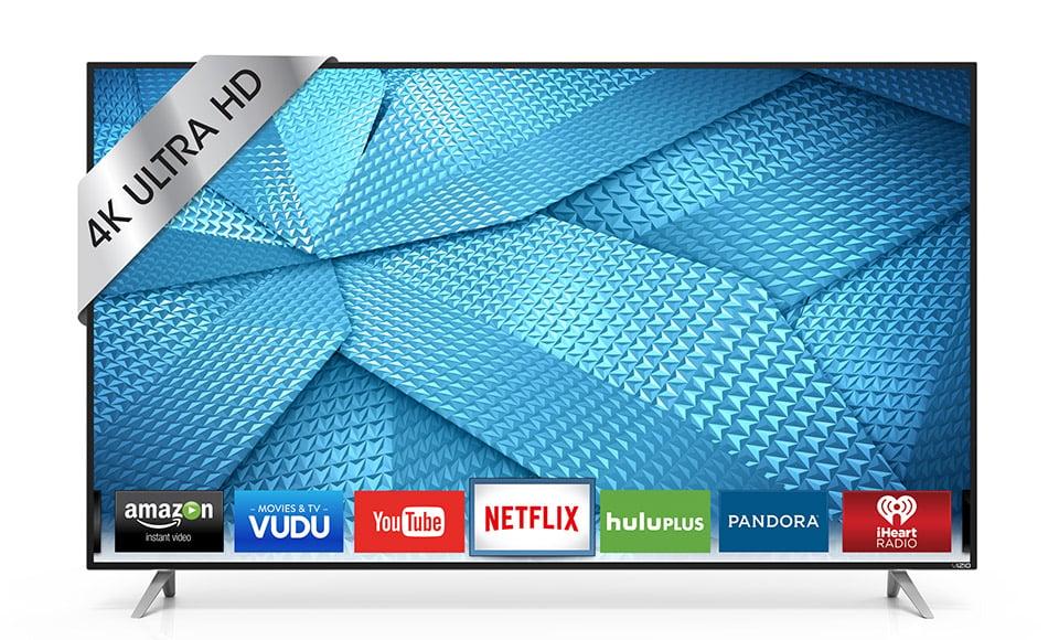 Vizio 2015 M-Series UHD Displays