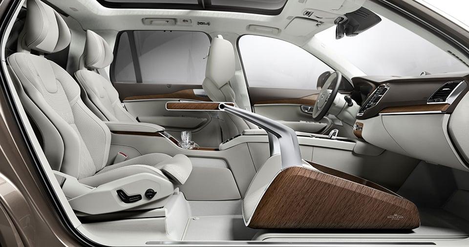 Volvo Lounge Console Concept