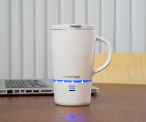 Nanoheat Wireless Heated Mug