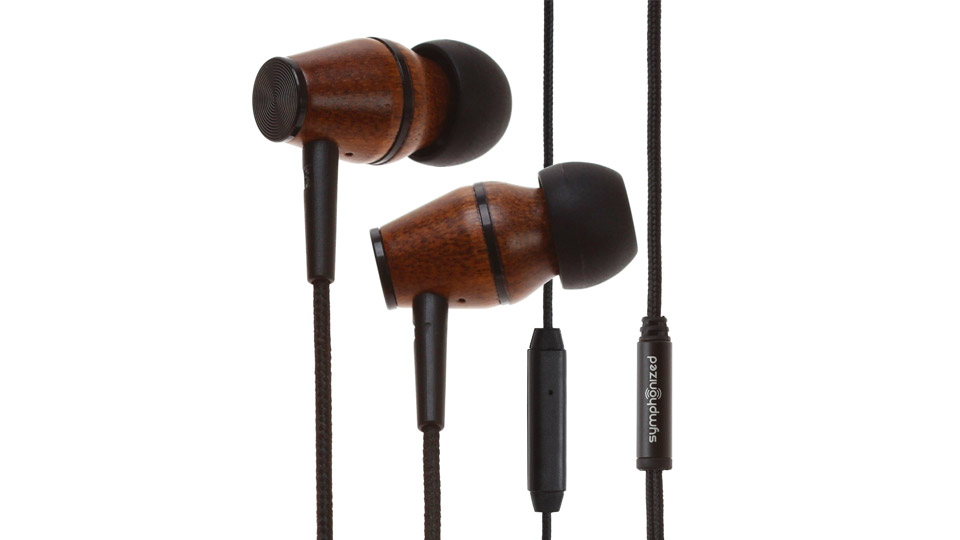 Awesome Deal: XTC Wood Headphones