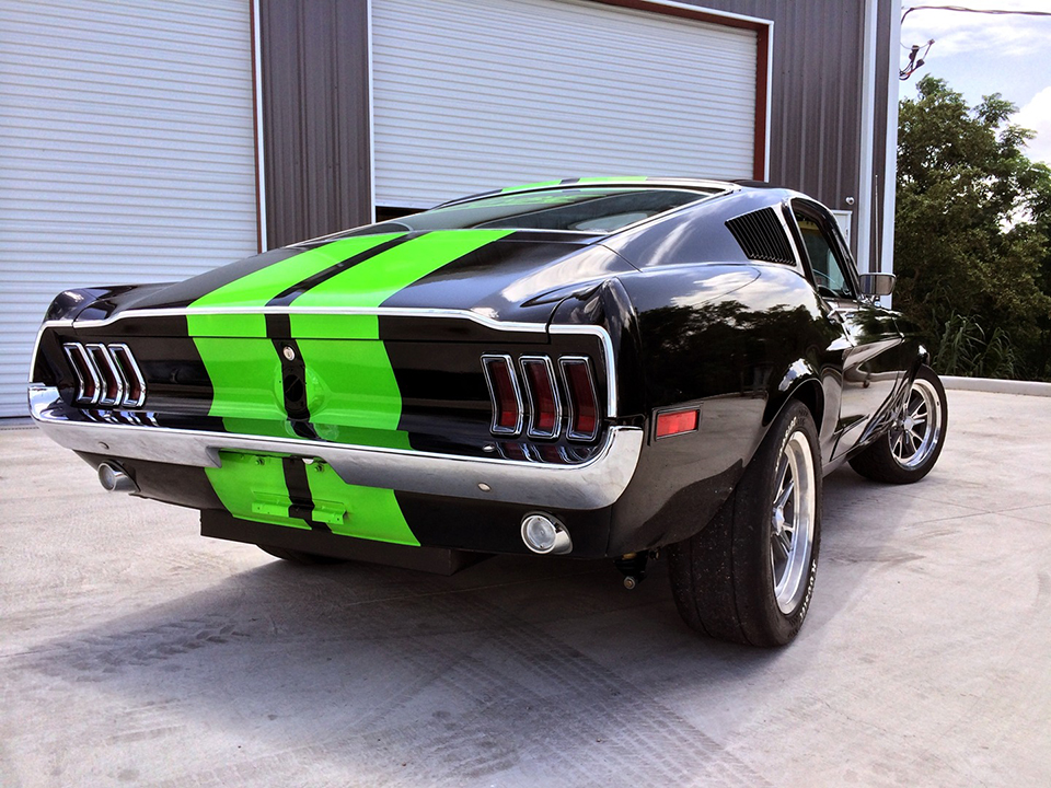 Zombie 222 Electric Mustang