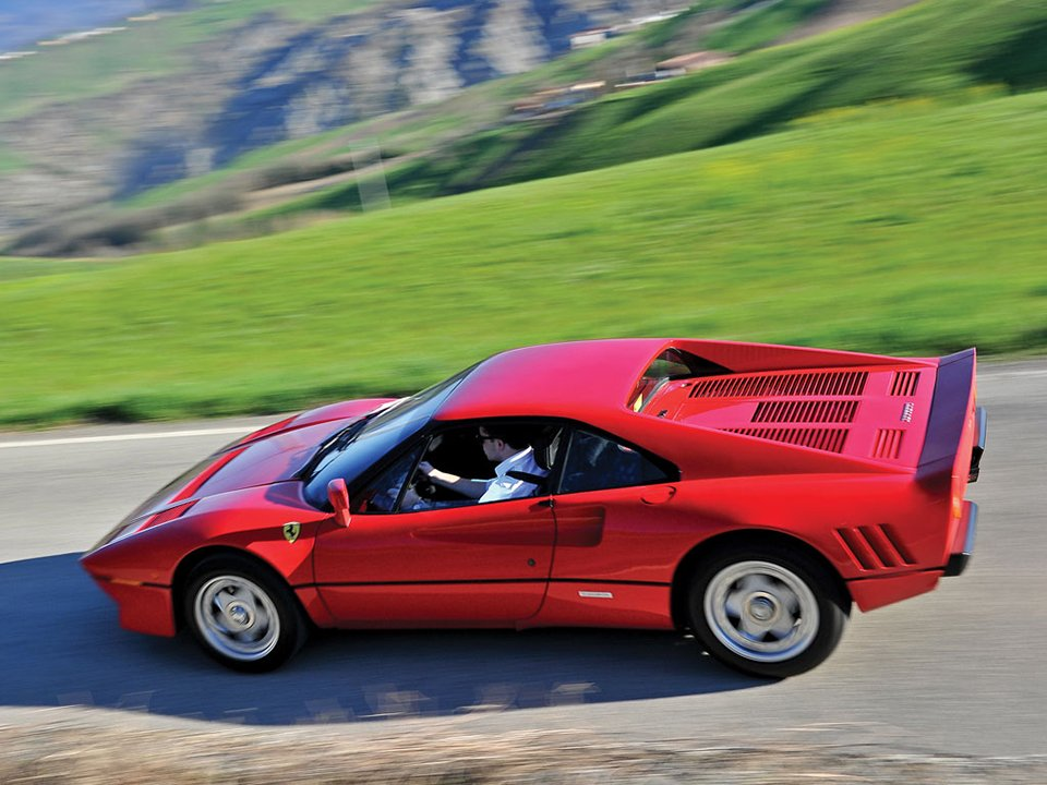 1985 Ferrari 288 Gto The Awesomer