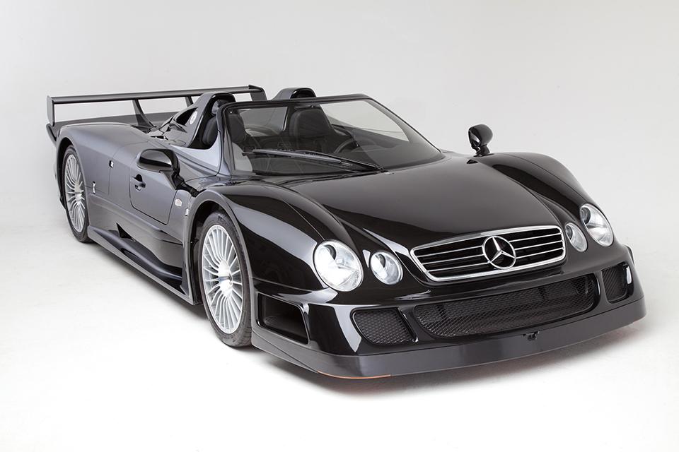 1999 Mercedes CLK GTR Roadster