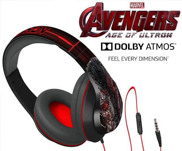 Win: Age of Ultron Headphones & Tix