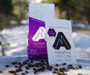 AlphaMind Vitamin Coffee