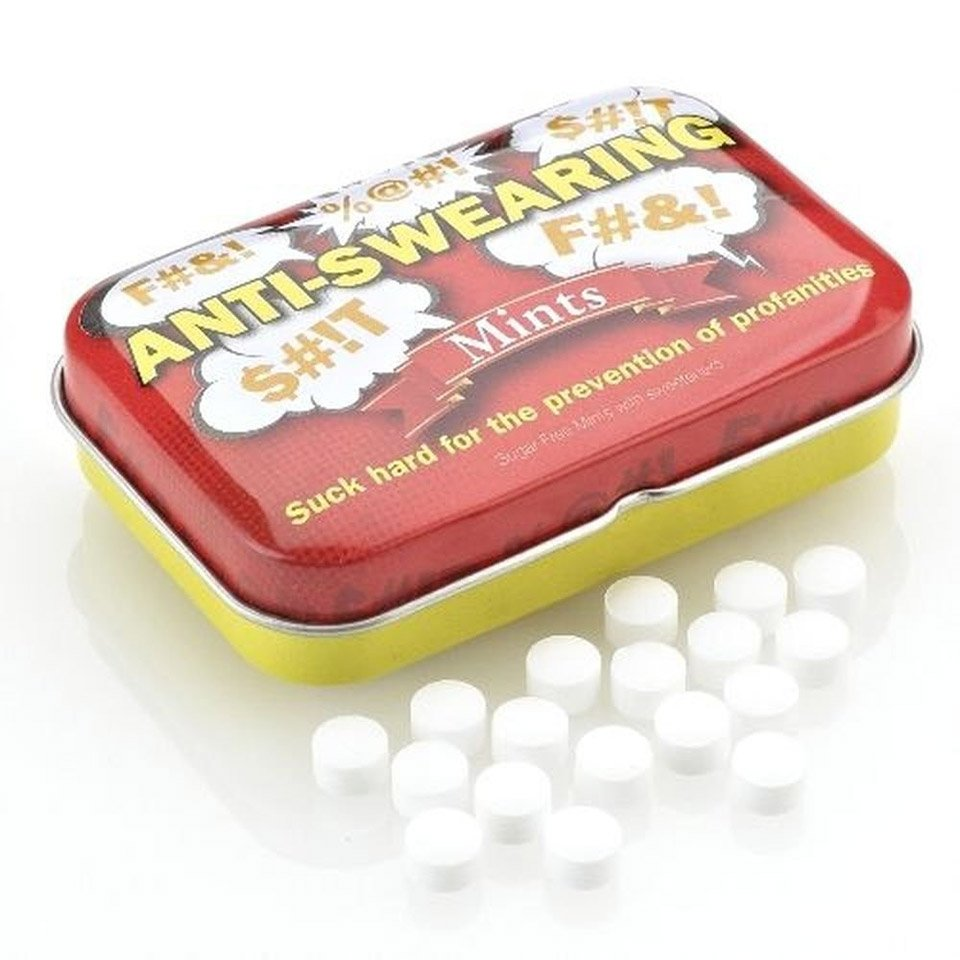 Anti Swearing Mints