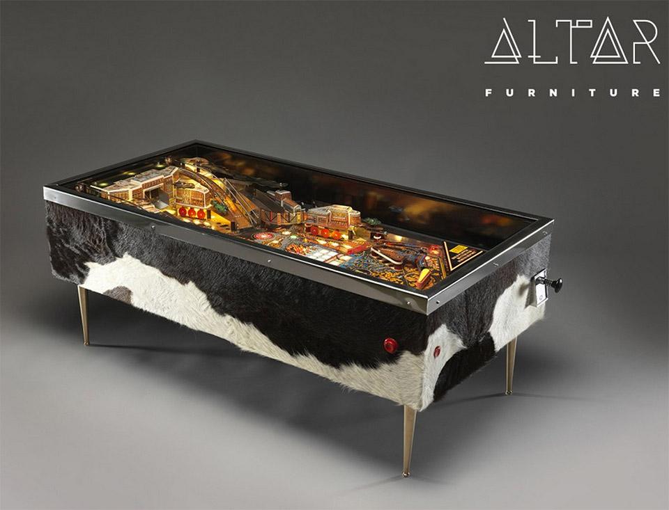 Arcade Resurrection Furniture