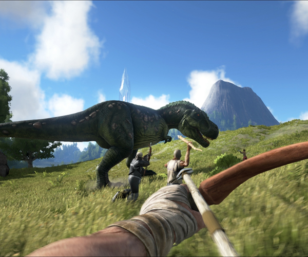Ark: Survival Evolved (Trailer)