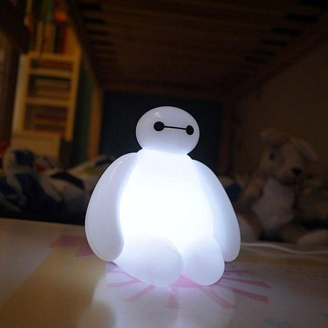 Baymax LED Lamp