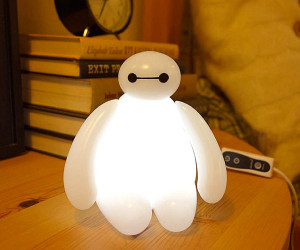 Baymax LED Lamp