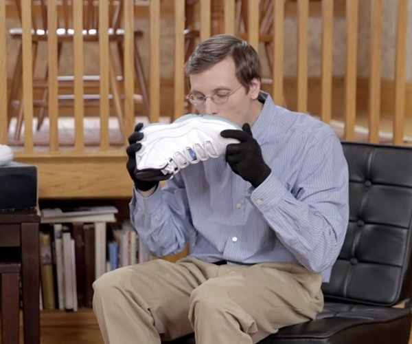 Brad Hall: Sneaker Reviewer