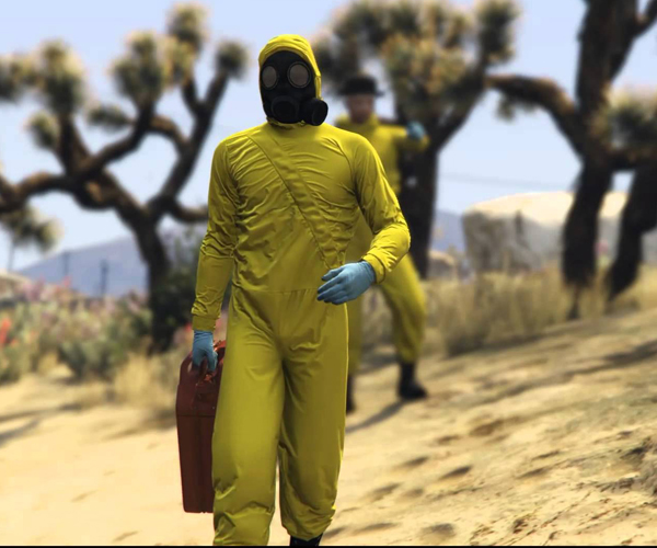 Breaking Bad x GTA V
