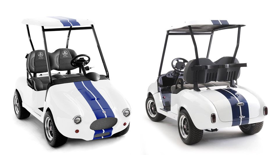 Caddyshack Golf Carts