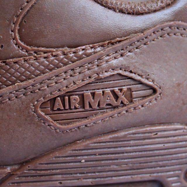 Chocolate Air Max 90