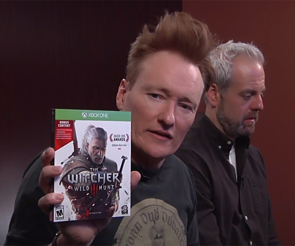 Conan Plays The Witcher 3