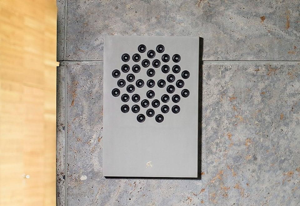 Concrete Audio Wall Speakers