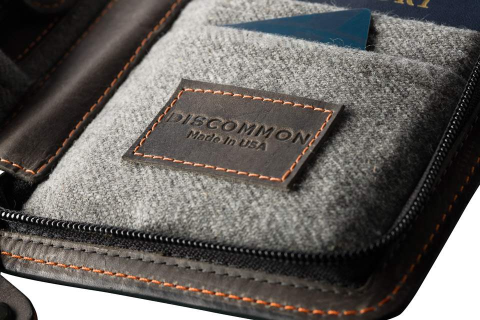 Discommon Watch Wallet
