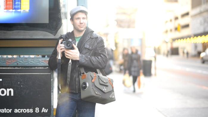 Emissary Camera Bag