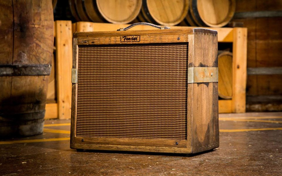 Fender Whiskey Barrel Amps