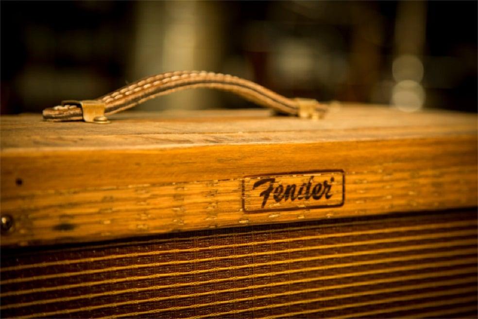 Fender Whiskey Barrel Amps
