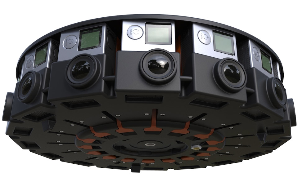 GoPro 360º Camera Array