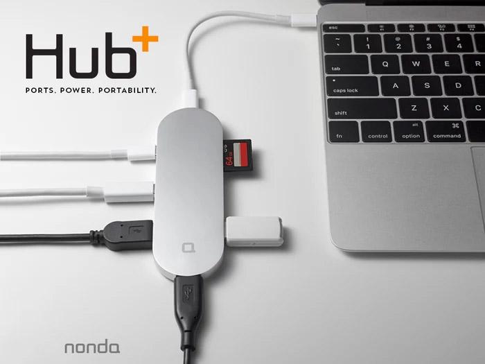 Hub+ USB-C Hub