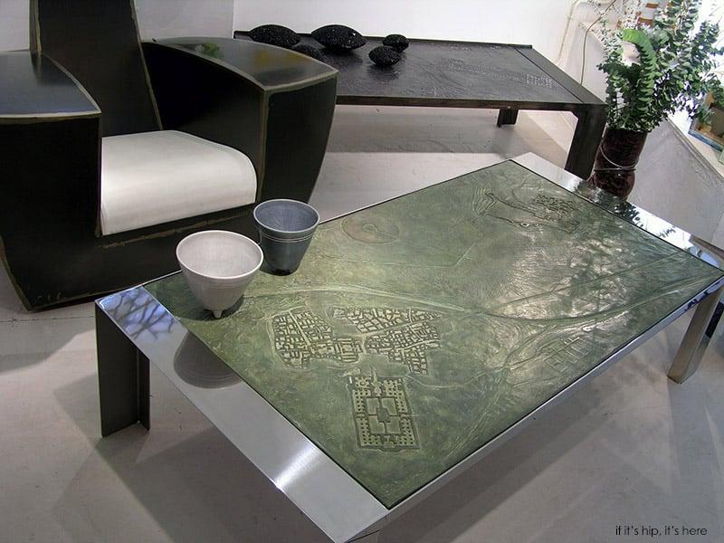 Imaginary Cities Furniture