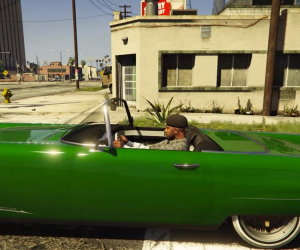 It Was a Good Day in Los Santos